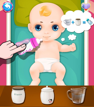 My New Baby 2 - Mommy Care Fun 1.0.4.0 screenshot 638494