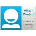 Attach Contact icon
