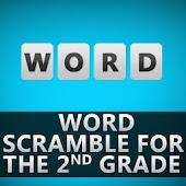 Word Scramble for Second Grade