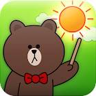 LINE Weather icon