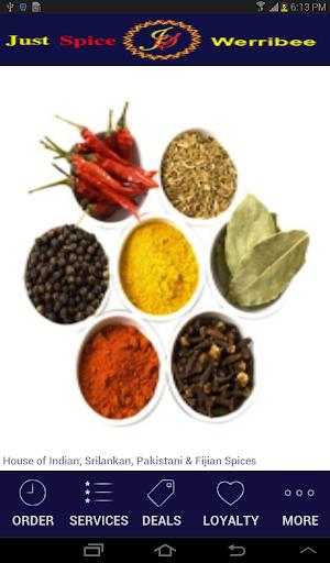 Just Spice Werribee