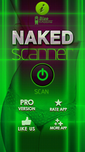 Naked Scanner Free Prank - screenshot thumbnail