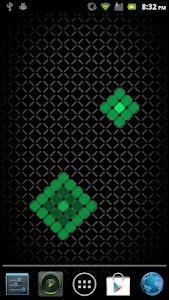 Cell Grid Live Wallpaper v4.0