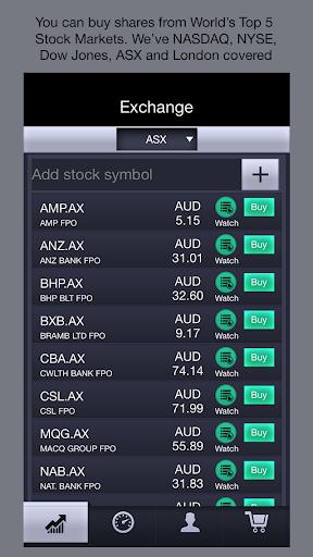 Baecom: Stock Trading Game