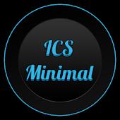 ICS Minimal Apex Nova ADW Holo