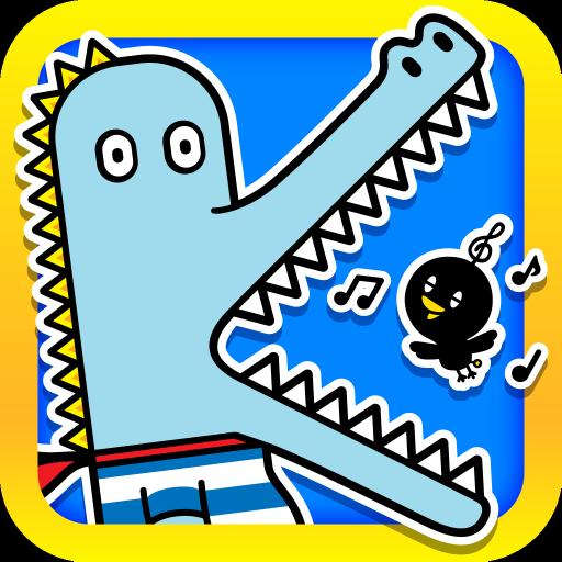 休闲のカナガワニ ルーレット LOGO-記事Game