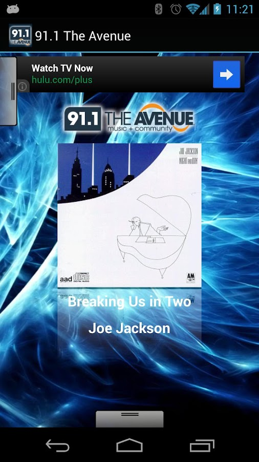 91.1 The Avenue - screenshot