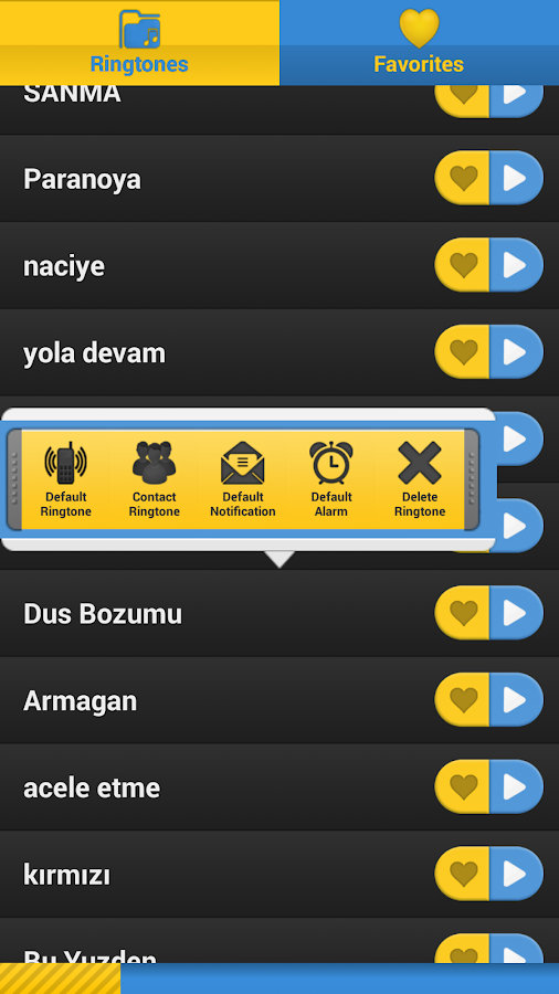 Hande Yener Ringtones - screenshot