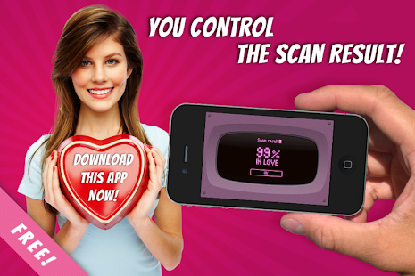 free love finger scanner prank apps on google play