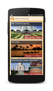 Trinetra Tours To India- screenshot thumbnail