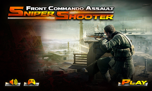 Modern Commando Sniper Shooter