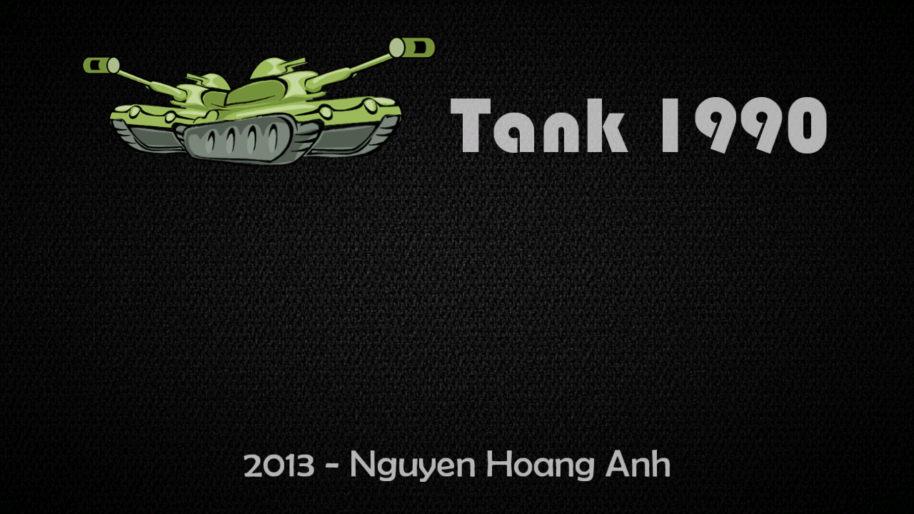 Tank 1990 - Battle City (HD) - screenshot