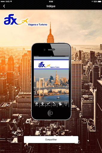 AFX Viagens: Agência de Viagem