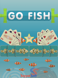 Go fish card game android apps on google play for Go fish cards