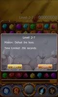 Screenshot of Jewels World : Rune Legend