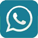 WhatsApp Messenger lock screen icon