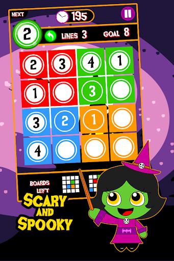 Sudoku Bingo Halloween 1.2.2 screenshots 2