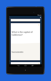 Quizlet- screenshot thumbnail