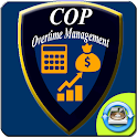 Cop Overtime With Backup icon