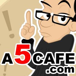 A5CAFE.COM - 無料英単語帳 by スティーブ先生