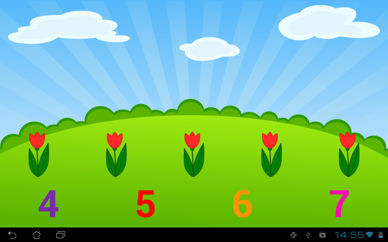 Kids Numbers and Math FREE - screenshot
