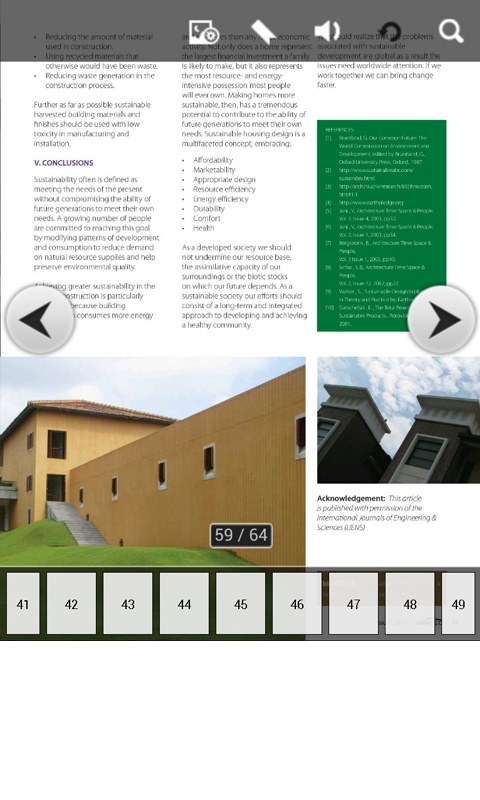 BINATECH E-MAGAZINE (ISSUE 1)- screenshot