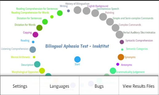 Bilingual Aphasia Test - screenshot thumbnail