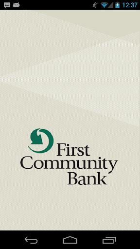 First Community Bank SC