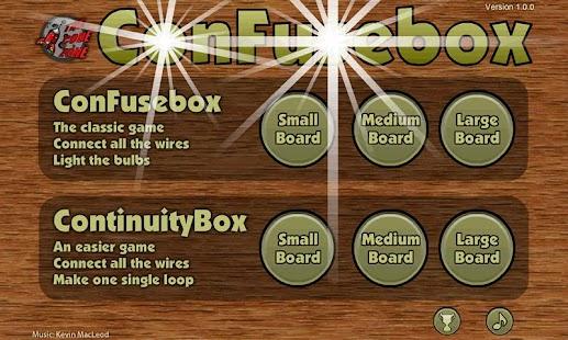 ConFusebox- screenshot thumbnail