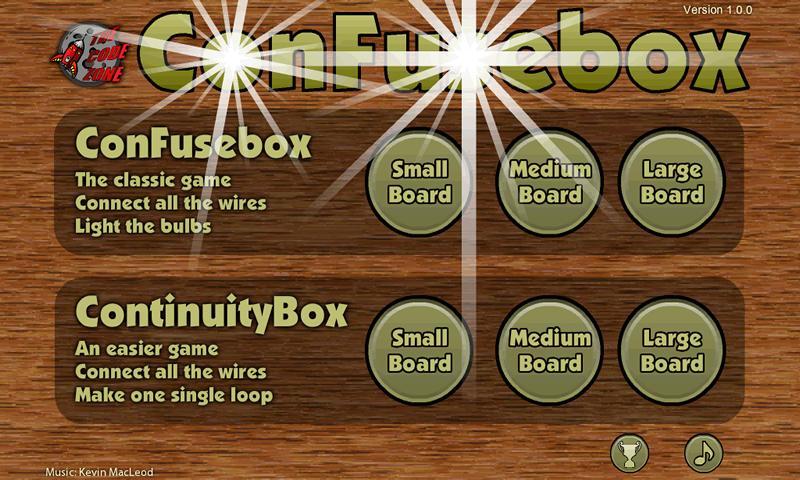 ConFusebox- screenshot