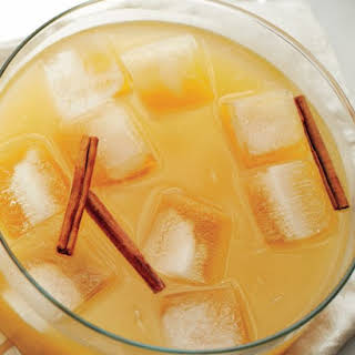 Spiced Rum Punch.