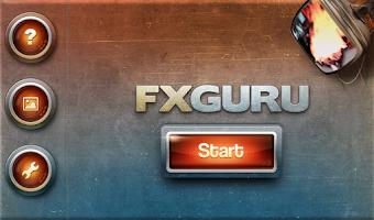 Screenshot of FxGuru:  Movie FX Director