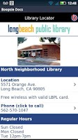 Screenshot of LBPL Mobile