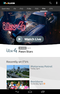 ITV Player - screenshot thumbnail