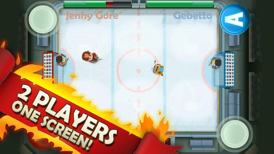 Ice Rage: Hockey Screenshot 21