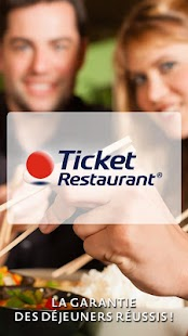 Ticket Restaurant® France – Vignette de la capture d'écran