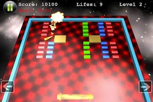 Screenshot of Block Smasher Free Hit Bricks