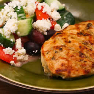 Grilled Chicken with Tarragon-Mustard Marinade Recipe