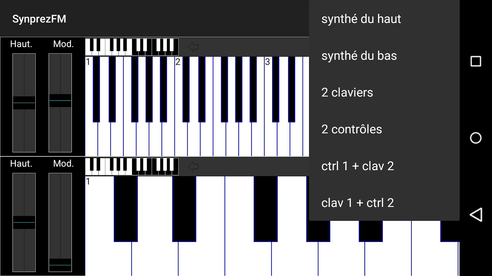SYNTHTISEUR GRATUIT TÉLÉCHARGER FM7
