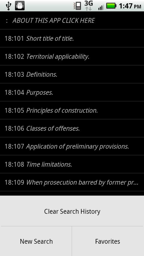 PALaw - Title 18 - Criminal- screenshot