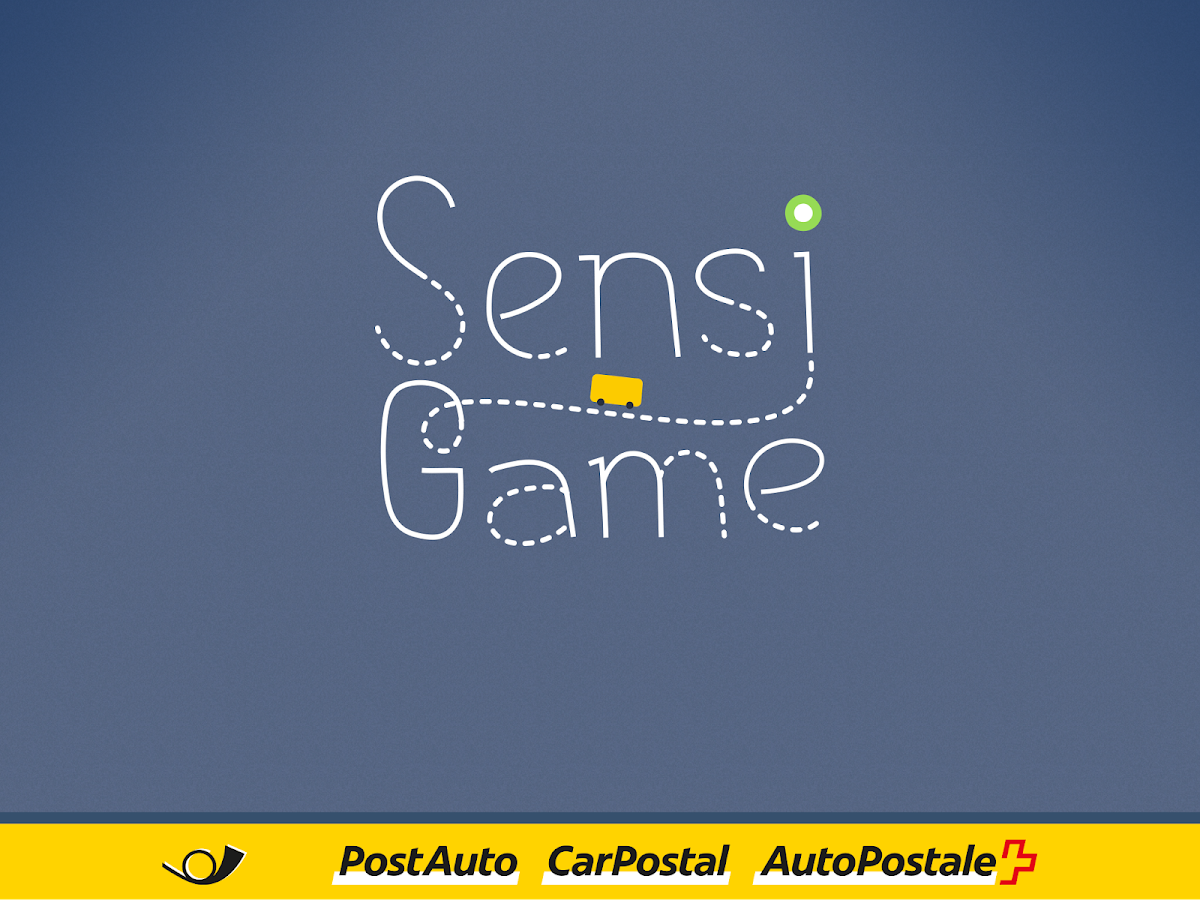 SensiGame- screenshot