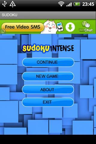 Sudoku Intense