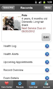 PetSites- screenshot thumbnail