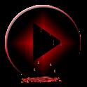 Poweramp Skin True Blood icon