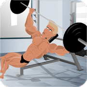 Bodybuilding and Fitness game - Iron Muscle