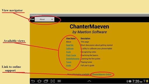 ChanterMaeven