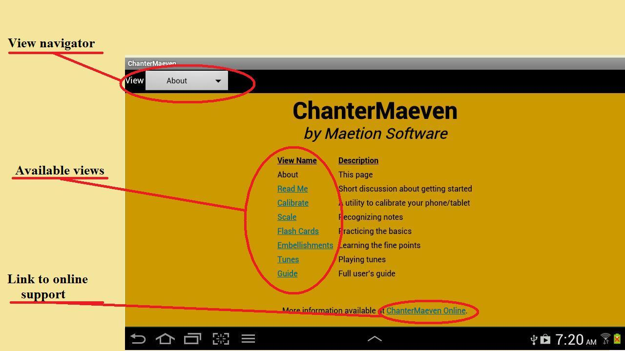 ChanterMaeven - screenshot