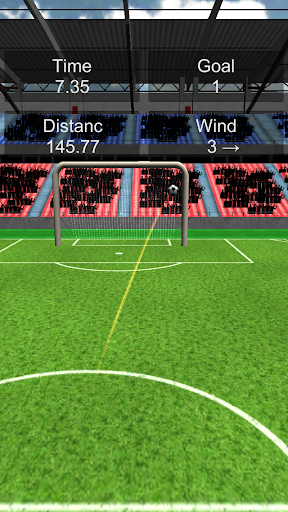 3D Sharpshooter SoccerFootball