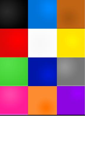Aprende los colores en inglés