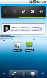Frasi, Citazioni e Aforismi - screenshot thumbnail